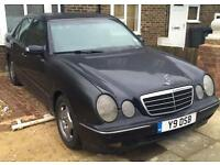 2001 Mercedes Benz E220 diesel Automatic and Free Number plate
