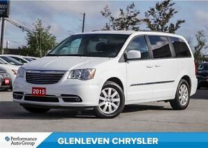 2015 Chrysler Town & Country Touring, Dual DVD, Bluetooth, Power