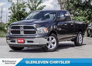 2016 Ram 1500 SLT | 4WD | HEMI | BLUETOOTH | 20 WHEELS