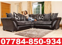 NEW DFS CORNER SOFA + DEL 4