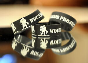 wounded warrior project bracelet 1 034 wide ebay