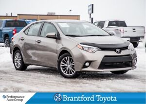 2014 Toyota Corolla Only 66264 Km's!!, Sunroof, Leather, Navigat
