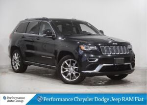 2015 Jeep Grand Cherokee Summit * Diesel * Extended Warranty