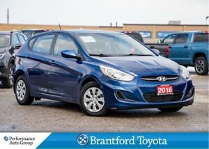 2016 Hyundai Accent GL, Only 19099 Km's, One Owner Trade In