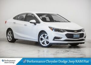 2017 Chevrolet Cruze Premier Auto * Heated Leather Seats