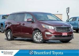 2019 Kia Sedona LX+, Power Sliding Doors, Push Start Ignition