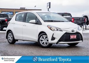 2018 Toyota Yaris LE, Automatic, Back Up Camera, Hatch Back