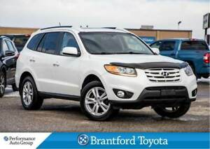 2010 Hyundai Santa Fe Limited, AWD, Sunroof, Leather, Heated Sea