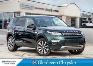 2016 Land Rover Discovery Sport HSE Luxury leather pano roof nav