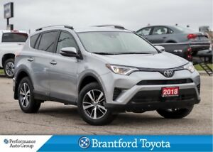 2018 Toyota RAV4 LE, AWD, Only 20107 Km's, BU Camera, Heated Sea