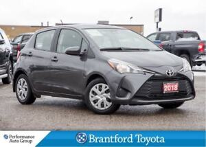 2018 Toyota Yaris LE, Hatch Back, Back Up Camera, Automatic