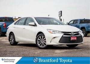 2016 Toyota Camry XLE, One Owner Local Trade In, Only 56482 Km's