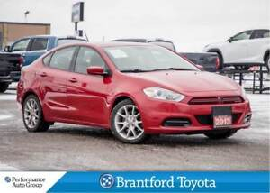 2013 Dodge Dart SXT, Automatic, One Owner Trade