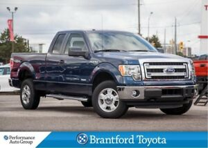 2014 Ford F-150 XLT, 4x4, 28483 Km's, One Owner Trade In