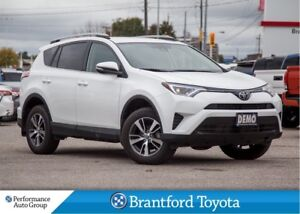 2018 Toyota RAV4 LE, FWD, Demo, Only 12145 Kms, Balance of Warra