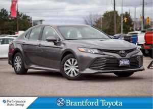 2018 Toyota Camry L, Demo, Only 12309 Km's, Toyota Safety Sense