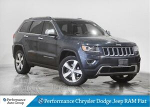 2015 Jeep Grand Cherokee Limited * Leather * Nav * 4 New Tires