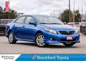 2009 Toyota Corolla S, Automatic, Alloy Wheels, S-Package