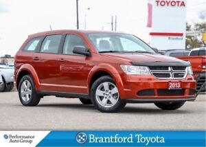 2013 Dodge Journey CVP, Alloy Wheels, Orange, FWD, Automatic