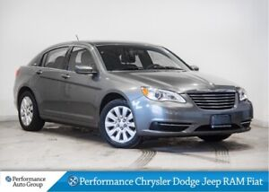 2013 Chrysler 200 LX * EXTRA LOW MILEAGE!!!