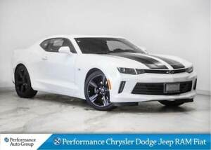 2018 Chevrolet Camaro LT * 20 Black Alloys * Rallye Stripes