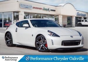 2019 Nissan 370Z Coupe Sport Low KMs