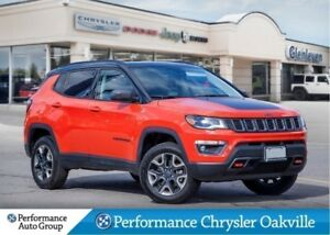 2017 Jeep Compass Trailhawk | DEMO SALE | NAV | BU CAM