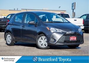 2018 Toyota Yaris LE, Back Up Camera, Automatic, Hatch Back