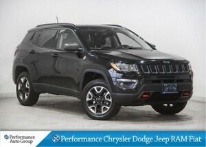 2018 Jeep Compass Trailhawk * PANO ROOF * NAV * LEATHER