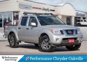 2018 Nissan Frontier PRO-4X Leather Sunroof Navigation