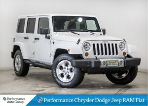 2013 Jeep WRANGLER UNLIMITED Sahara * Body Matched Roof * Blueto