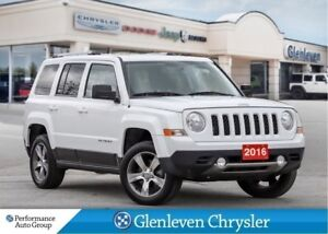 2016 Jeep Patriot High Altitude AWD leather sunroof heated seats