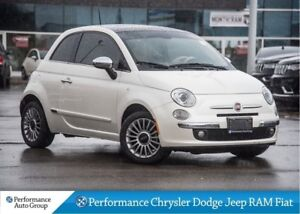 2014 Fiat 500 Lounge * Sunroof * Beats Stereo