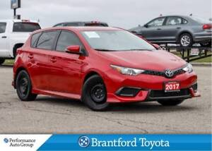 2017 Toyota Corolla iM Off Lease, Tinted Windows, Remote Starter