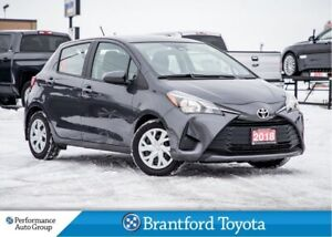 2018 Toyota Yaris Hatch Back, Automatic, 4 New Tires