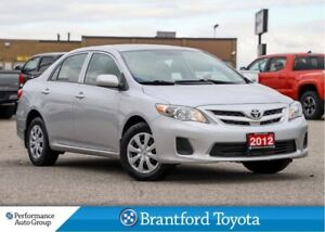 2012 Toyota Corolla Local Trade In, Only 92100 Km's, Automatic