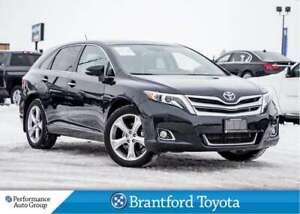 2016 Toyota Venza V6, AWD, Local Trade In, Navigation, Sunroof