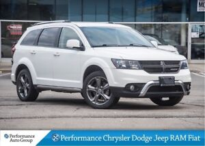2018 Dodge Journey Crossroad * AWD * LEATHER HEATED SEATS