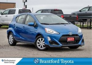 2017 Toyota Prius c Off Lease, Only 19317 Km's, BU Camera, Alloy