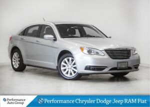 2011 Chrysler 200 Touring * Remote Start * Heated Seats