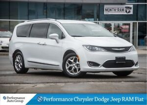 2018 Chrysler Pacifica Touring-L Plus * Dual DVD BLU RAY * Leath