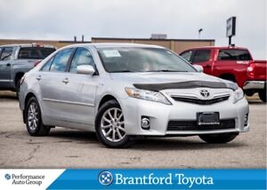 2011 Toyota Camry Hybrid Leather, Only 104070 Km's, Sunroof, Loc