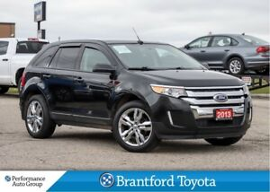 2013 Ford Edge SEL, AWD, Navigation, Upgraded Wheels, Leather