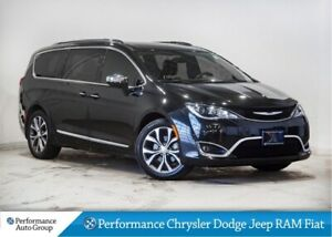 2017 Chrysler Pacifica Limited * Pano Roof * One Owner