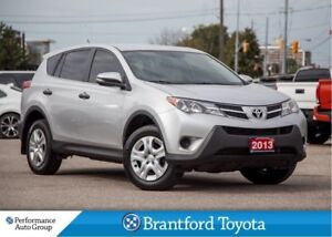 2013 Toyota RAV4 FWD, Bluetooth, Tinted, Local Trade In