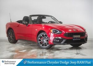 2018 Fiat 124 Spider Abarth * Automatic * Leather
