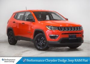 2017 Jeep Compass Sport * Back Up Camera * Heated Seats