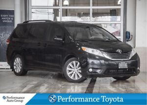 2013 Toyota Sienna XLE 7-pass V6 6A