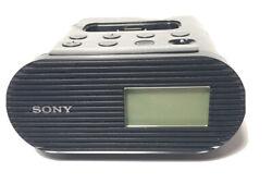 Sony ICF-C05IP 30 Pin iPhone iPod Clock Radio Alarm Speaker Dock MP3