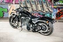 2013 HARLEY DAVIDSON SOFTAIL BREAKOUT FXSB (MY2014) MODEL Bacchus Marsh Moorabool Area Preview
